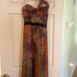 Bcbg maxi dress size 0